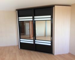 шкаф-купе угловой дизайнерский